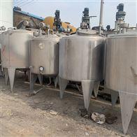 二手乳制品不锈钢发酵罐 饮料厂