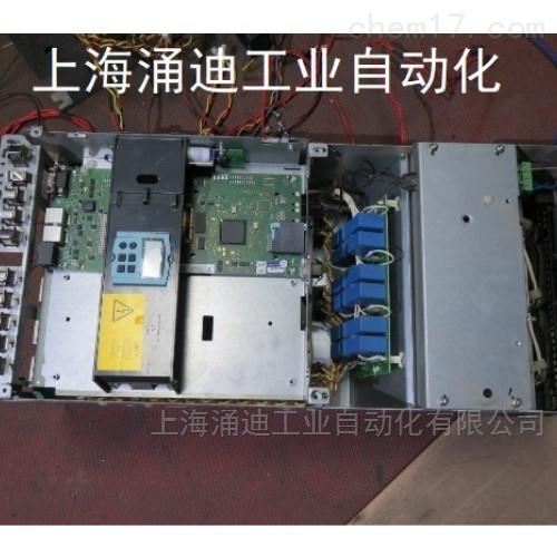 西门子6RA80运行报警F60094维修