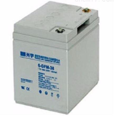 光宇蓄电池6-GFM-24C 12V24AH UPS