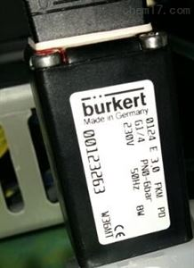 burkert阀门代理宝德0124电磁阀00123263