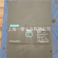 西门子6RA80控制器报F60105故障维修