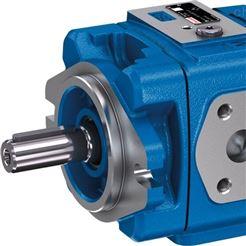 PGH-3X原装进口力士乐Rexroth内啮合齿轮泵