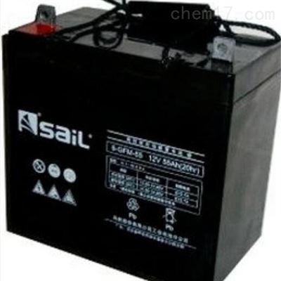 6-GFM-55 12V55AH风帆蓄电池6-GFM-55 12V55AH UPS专用