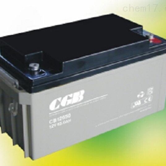 CGB长光蓄电池CB12650区域销售