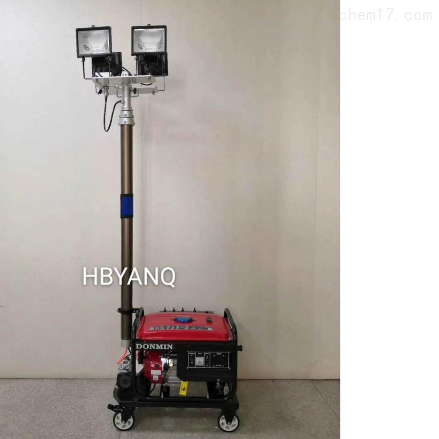 XHY6110E工路施工大型移动发电机组泛光灯