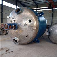 二手5吨304不锈钢反应釜c