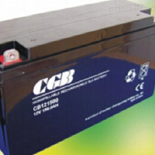 CGB长光蓄电池CB121500含税运