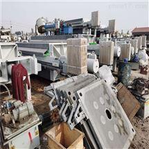 多种回收二手景津程控隔膜压滤机