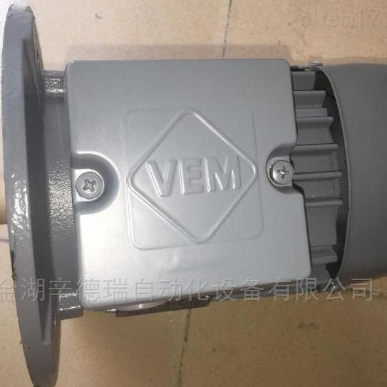 德国VEM永磁电机原装正品