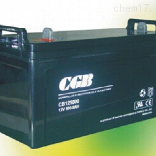 CGB长光蓄电池CB121000F技术应用