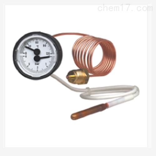 波登管压力表 带毛细管温度压力计MFT