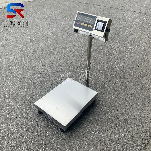 防水型带打印功能/TCS-100kg电子台秤