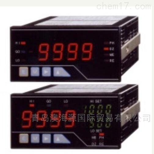A5000系列直流电压数字面板表日本渡边
