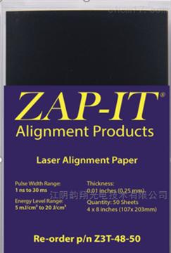 Z3TZAP-IT®激光校準紙4 x 8英寸