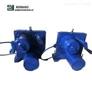 伯納德智能一體化高溫耐壓型電動執行器DKJ