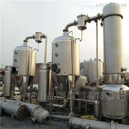 全国二手强制循环蒸发器特价出售