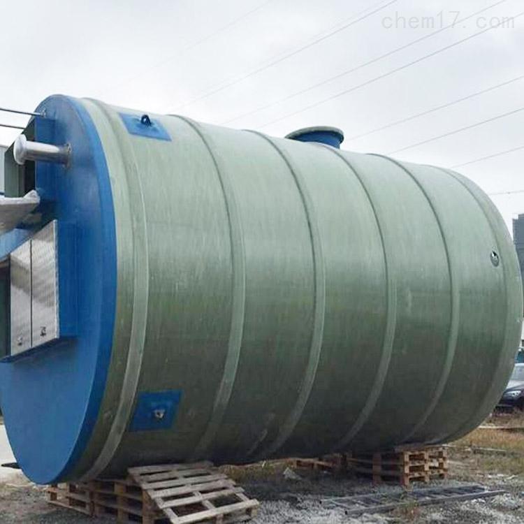 云南地埋式一体化泵站