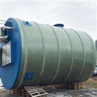 可定制云南地埋式一体化泵站