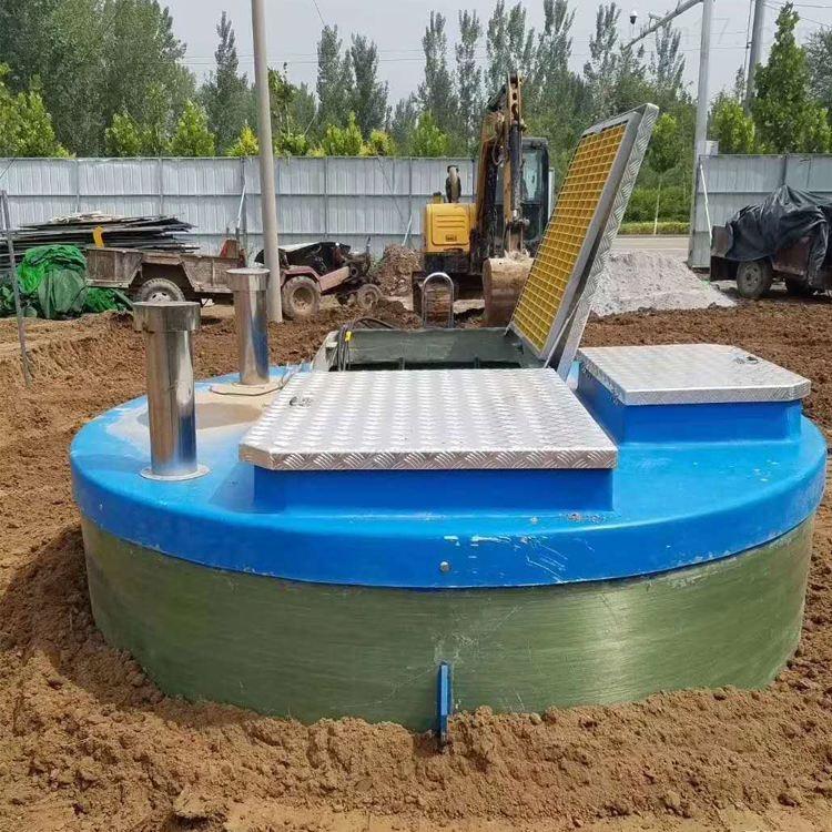 抚顺雨水一体化泵站