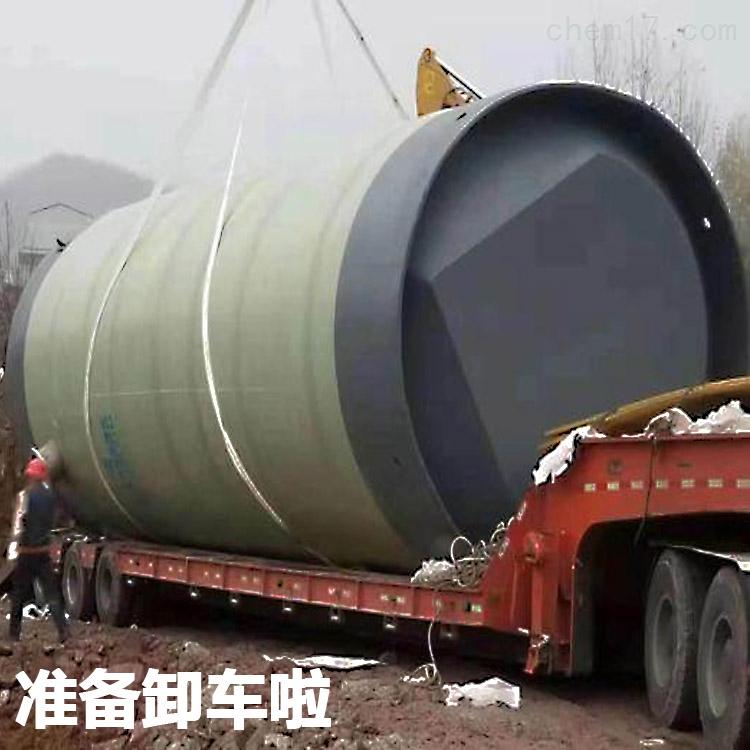 邢台一体化废水泵站