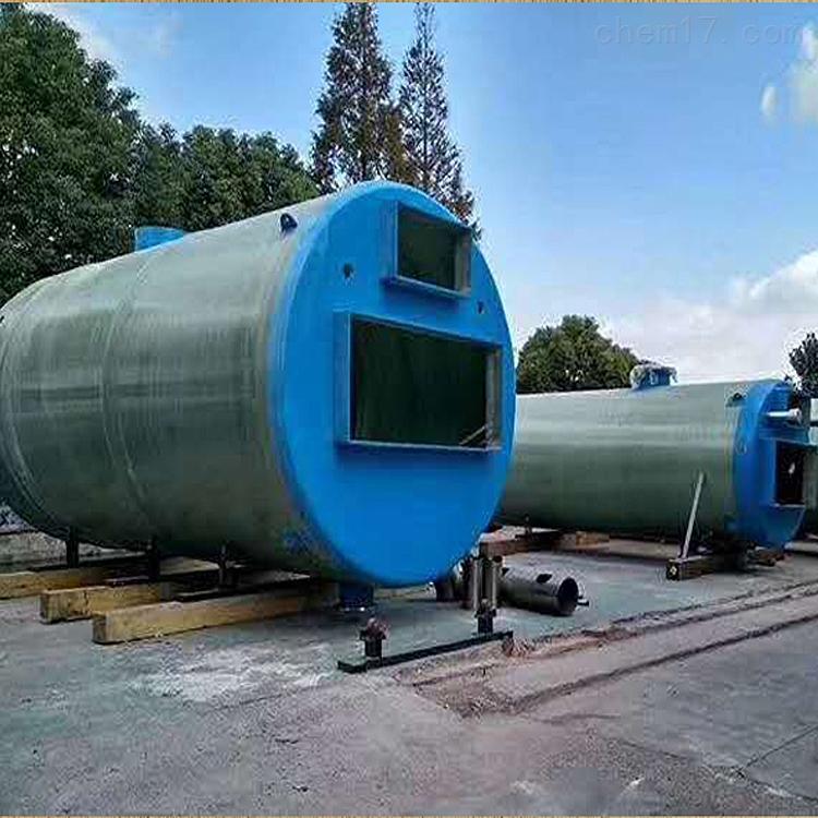 晋中一体化泵站