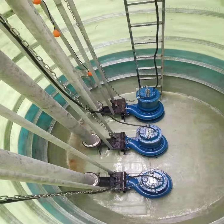 葫芦岛预埋式一体化泵站