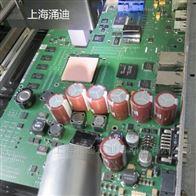 西门子MP370触摸屏黑屏电路板维修