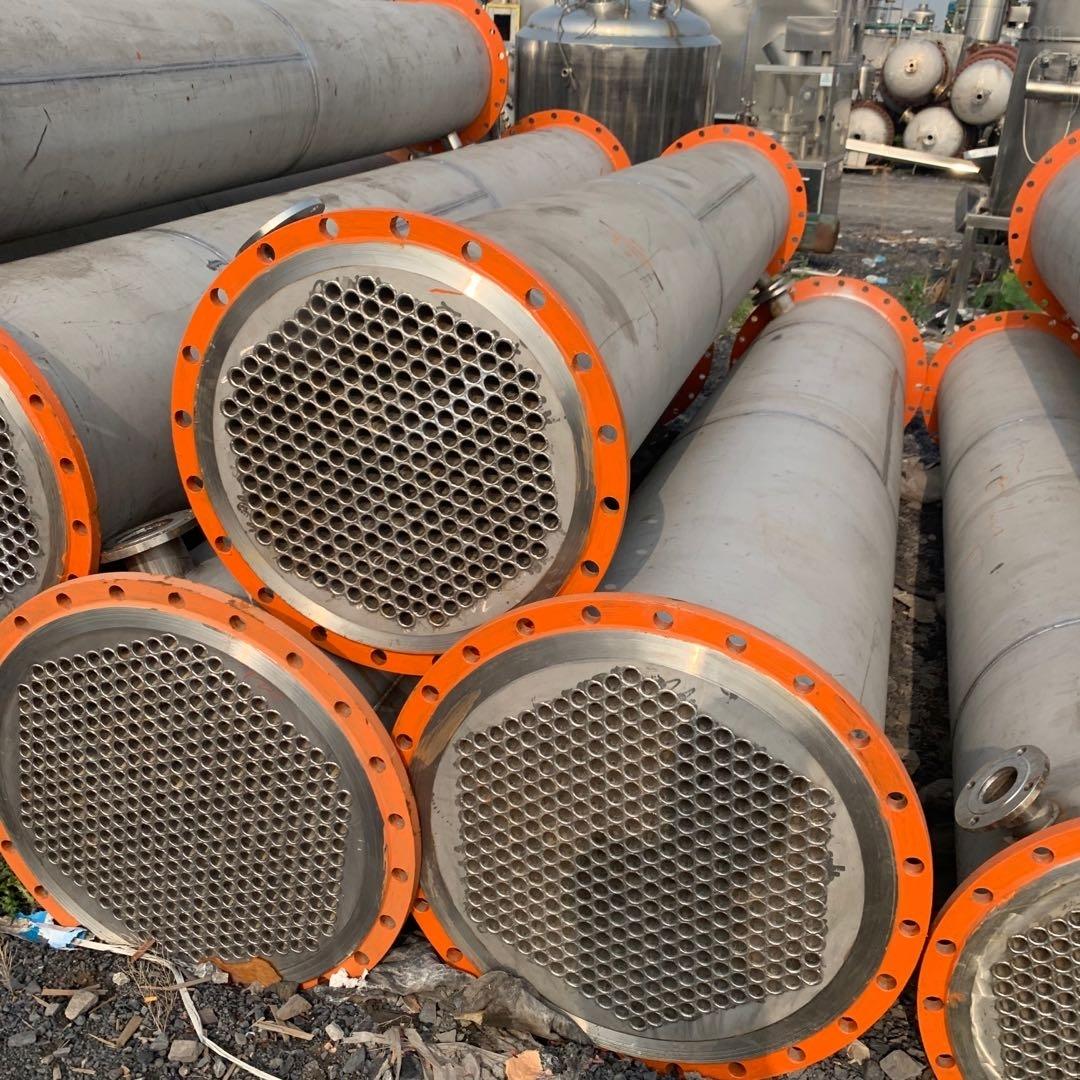 二手列管式冷凝器 换热器