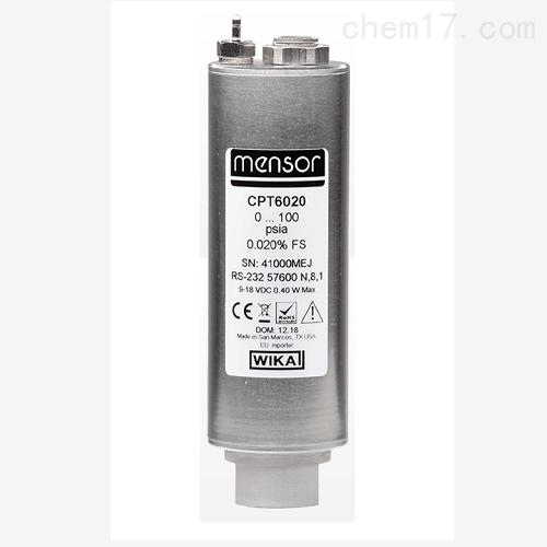高精度压力传感器 CPT6020 校准基础版