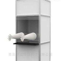 医院用移动式核酸采样隔离箱