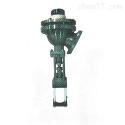 HG5-16-79搪瓷上展式放料阀