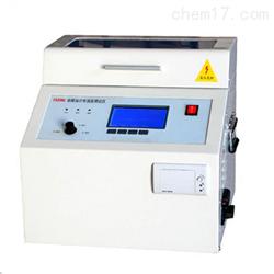 单油杯绝缘油介电强度测试仪