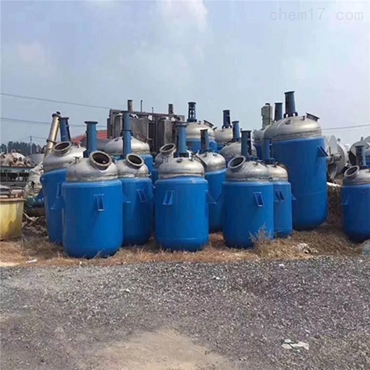 双层玻璃反应釜规格山东厂家供应