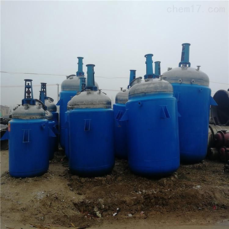 促销8吨不锈钢反应釜厂家价格
