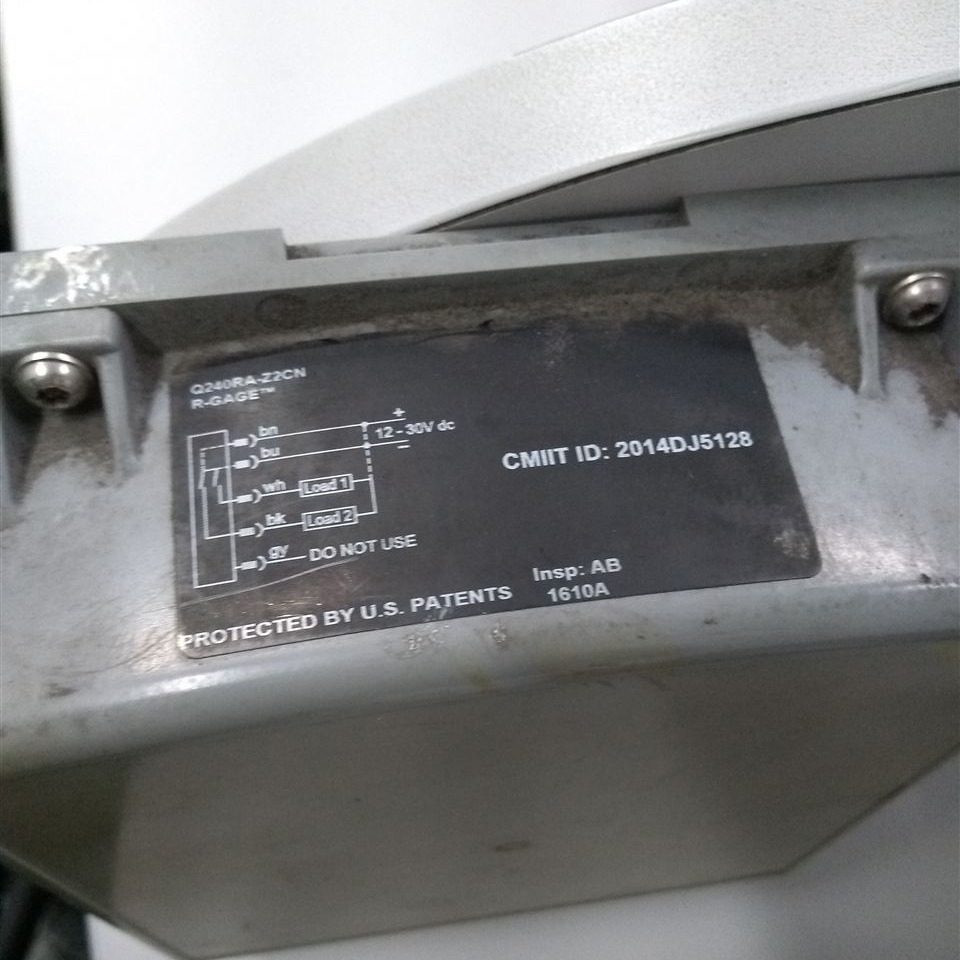BANNER邦纳雷达传感器