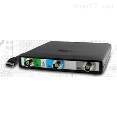 高速USB虚拟示波器(含AWG)