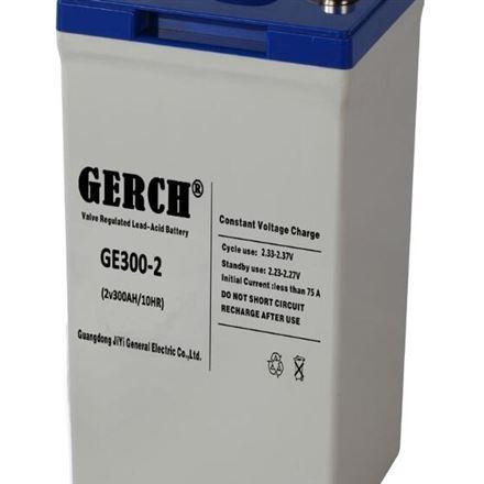 美国GERCH GE-12 12V38AH蓄电池