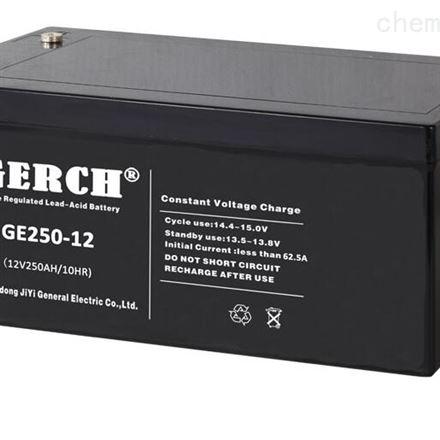 美国GERCH GE80-12 12V80AH蓄电池