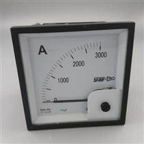 Q96-BC-G上海自一船用仪表直流电流表电压表