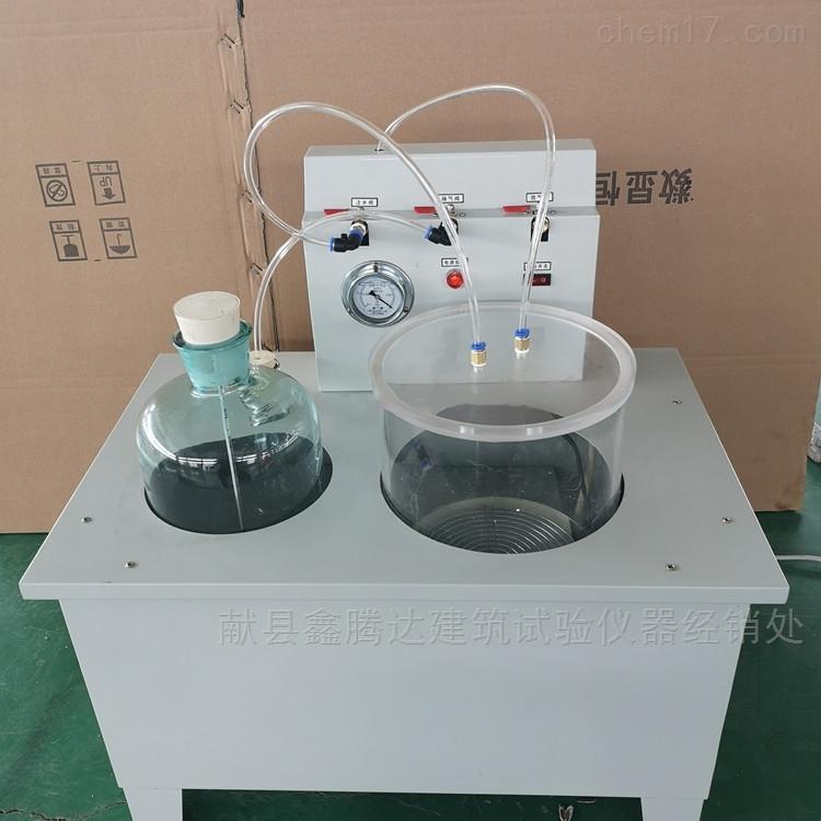防水卷材真空吸水仪