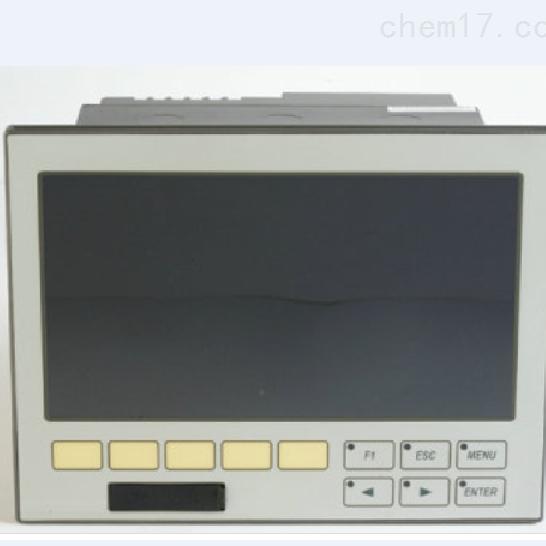 国产g蓝色宽屏无纸记录仪