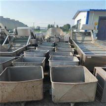 200L大量供应不锈钢200L食品厂周转料车