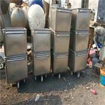 200不锈钢肉料车 料斗食品料车 304材质桶车