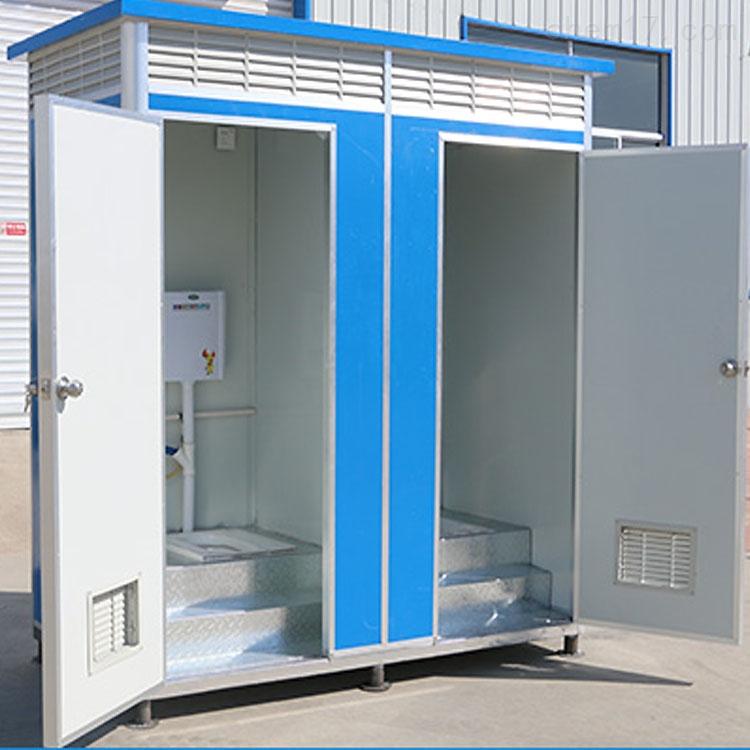 抚州环保移动厕所