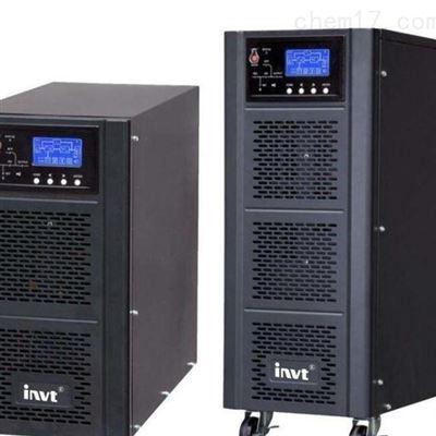 HT1101S英威腾ups电源HT1101S  在线塔式标机蓄电池