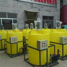 MYJY-1000L石灰水投加药系统