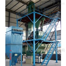 干粉砂浆生产设备混合机