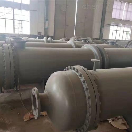 二手钛材冷凝器产品特点