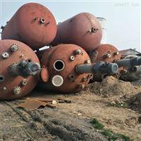 出售二手10吨电加热反应釜价格