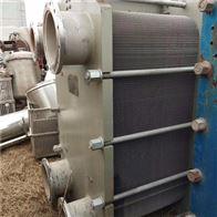 二手钎焊不锈钢可拆螺旋版换热器